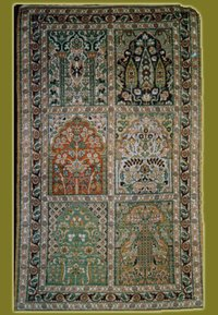 Designer Embroidered Carpets