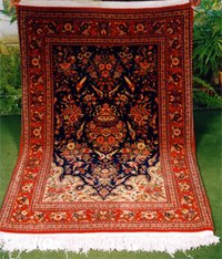 Decorative Antique Carpets