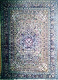 Decorative Silk Carpets