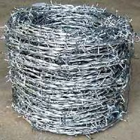 Barbed PVC Wire