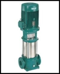 Vertical Multistage Boiler Feed Pump