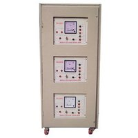 3 Phase Servo Voltage Stabilizer (Air Cooled)