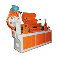 Wire Straightener & Cutter Machines