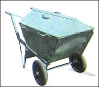 Covered Wheel Barrow