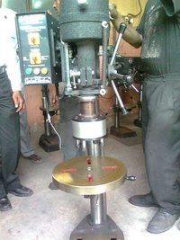 Cap Tapping Machine