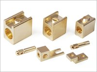 Brass Switch Gear Contacts