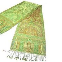 Paisley Design Lycra Stole