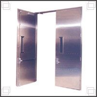 Industrial Scientific Doors