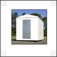 Shelter Telecom Doors