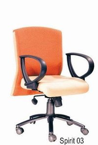 Low Back Ergonomical Chair
