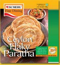 Ceylon Flaky Parantha