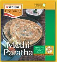 Methi Parantha