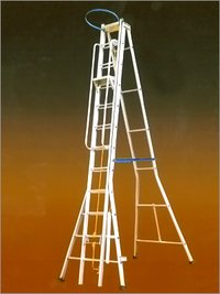 Self Supporting Aluminum Extension Ladder