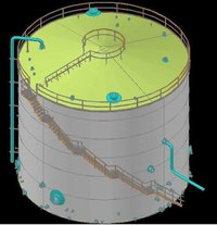 Storage Tanks Drawing Consultancy