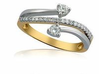 DESIGNER LADIES DIAMOND RINGS