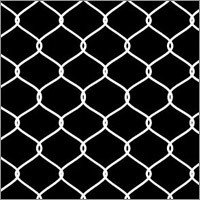 GI/PVC Coated Chain Link Wire Mesh