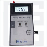 Digital mV Calibrators