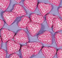 Aluminum Foil Wrapper For Heart Chocolate