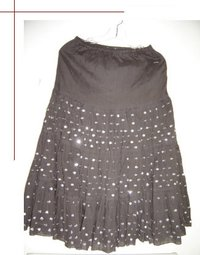 LADIES MINI SKIRTS