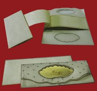 Hand Made Marriage Invitation Cards