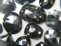 MIX SHAPE BLACK DIAMONDS