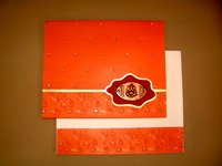 Designer Marriage Invitation Cards