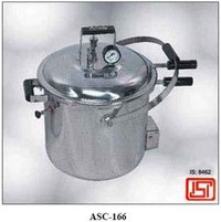 Portable Vertical Sterilizer Autoclave