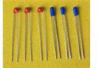 Un-Insulated Hard Leaded Epoxy Coated Ntc Thermistor