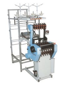 Cotton Twill Tape Needle Loom Machine