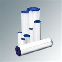 Polypropylene Pleated Cartridges