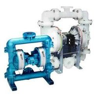 Containment Duty Air Operated Diaphragm Pumps
