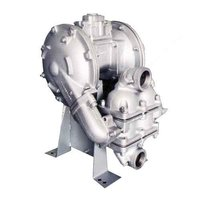 Ball Design Heavy Duty (SB) Air Operated Diaphragm Pumps