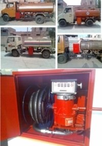 Mobile Oil Dispenser