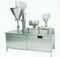 Augar Type Powder Filling Machine