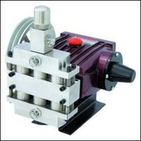 Horizontal Piston Pump