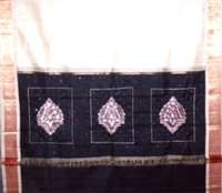 Embroidered Kanchipuram Silk Sarees