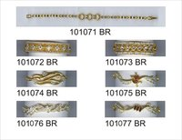 Gold Plated Diamond Bracelets