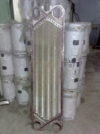 Repairing Of Plate Heat Exchanger Plates
