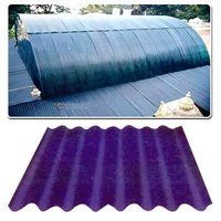 FRP Plain & Corrugated Roofing Sheets