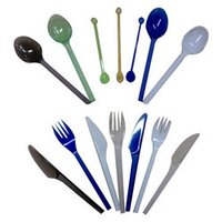 Plastic Spoon, Fork, Knife, Stirrer