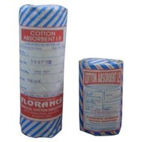 Absorbent Cotton Wool IP/BP