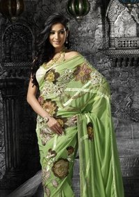 Classy Party Wear Saree
