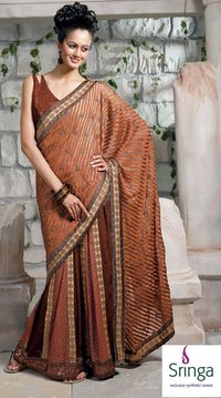 Brazo Synthetic Saree