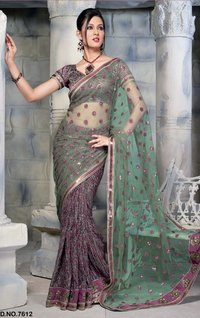 Exclusive Synthetic Sarees