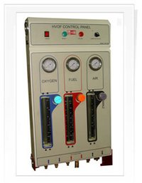 High Velocity Gaseous Fuel Control Console