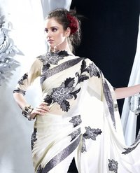 Printed Silk Sarees