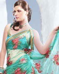 Printed Sarees