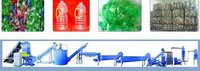 Pp/Pe/Bulk Plastic & Waste Film Washing Recycling Line
