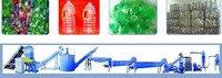 PP/PE/Bulk Plastic & Waste Film Washing Recycling Line