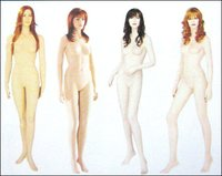 Standing Women Fashion Mannequins